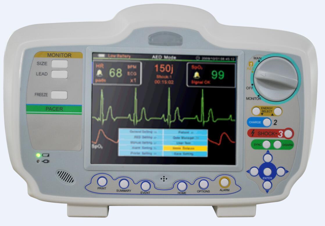 Defibrillator DF-200E