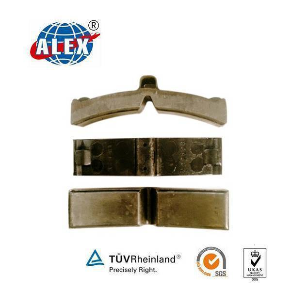 High Quality Composite Brake Shoes for Wagon