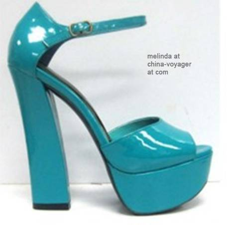 High Heeled Women Sandals