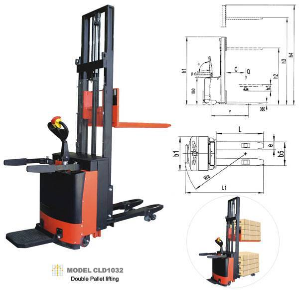 Power Stacker CLD1032(FFL)