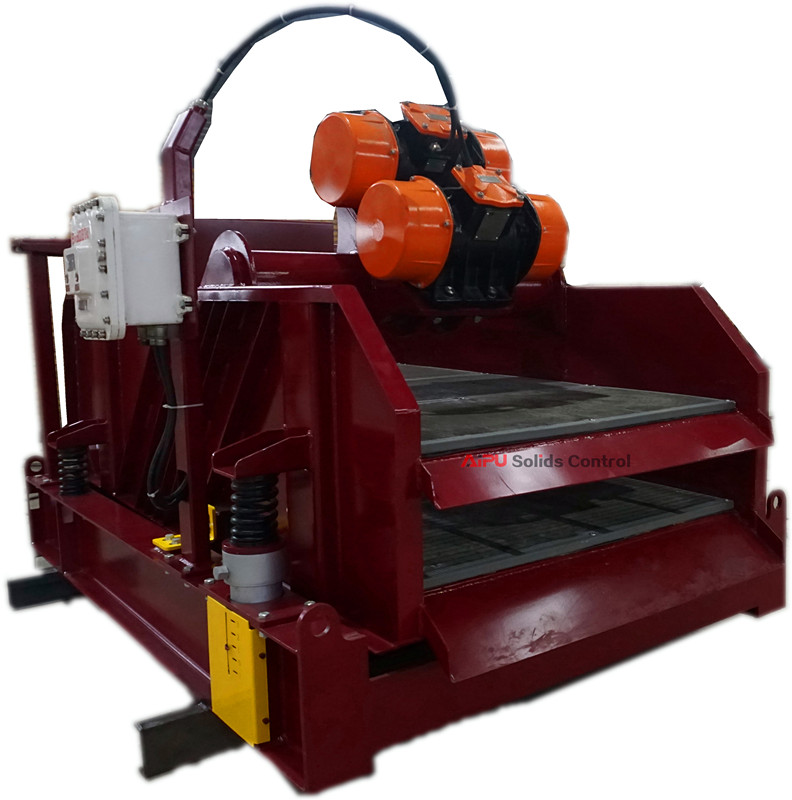 Hot Selling API Drilling Shale Shaker for Oil Field in China
