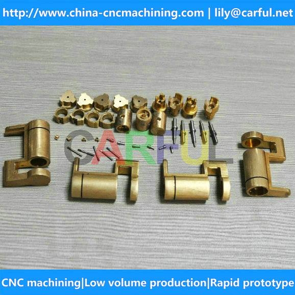 offer Hot and good quality sale copper machined parts  CNC machining and prototype