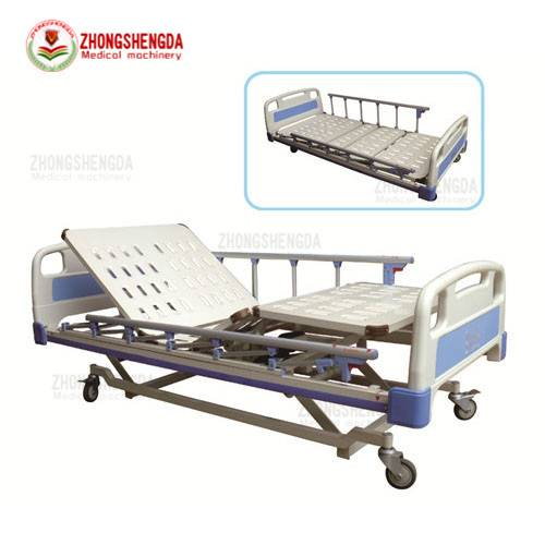 PMT-813 ELECTRIC THREE-FUNCTION MEDICAL CARE BED(super low)