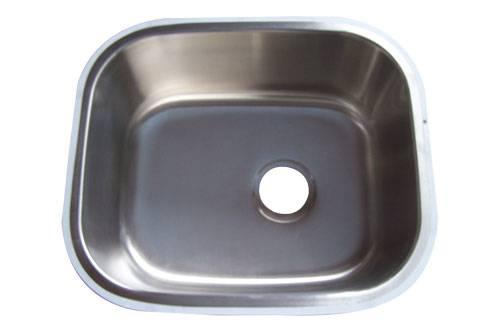 5245A cUPC Single bowl Kitchen sink