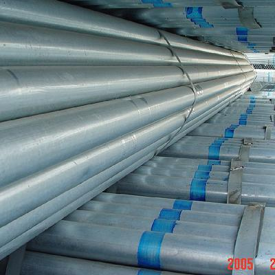 ASTM A500 Galvanized GI Steel Pipe