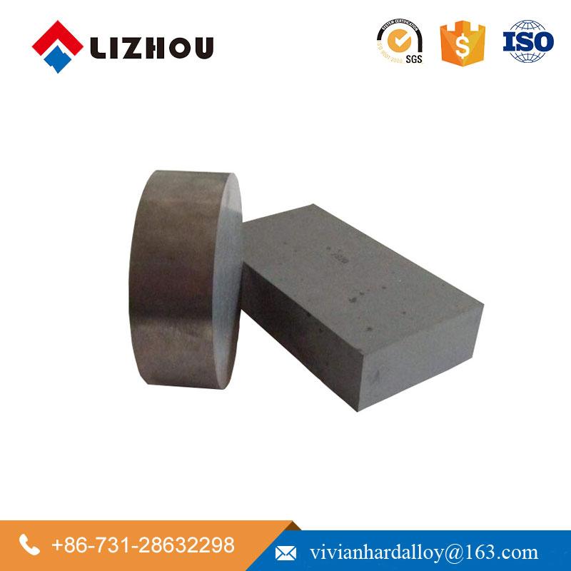 K10 K20 Sintering Surface Cemented Tungsten Carbide Cube Block Plates