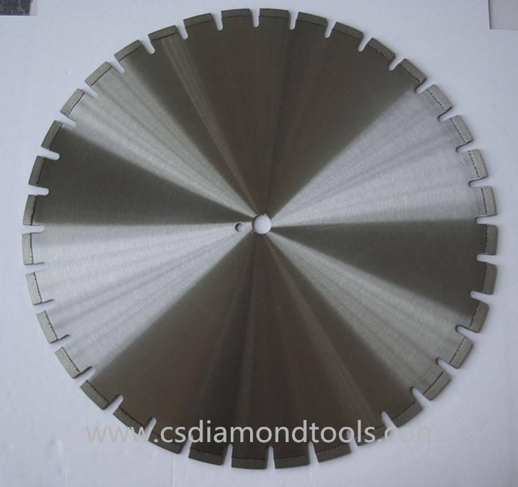 customizable 600mm chinshine diamond saw blade diamond cutting disc for concrete masonry
