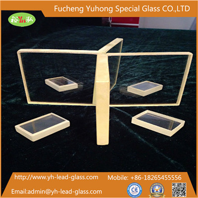 Medical Glass Professional X-ray Equipment Protection