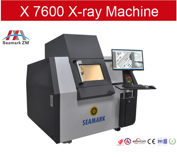 Micro-focus X-Ray Inspection System X7600 NDT xray inspection equipment