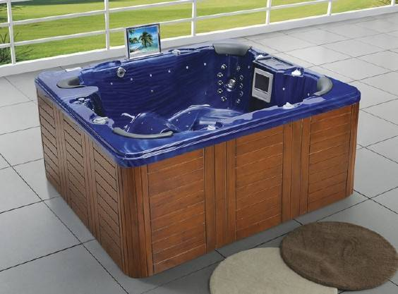 Factory direct selling Acrylic hot tub M-3321A