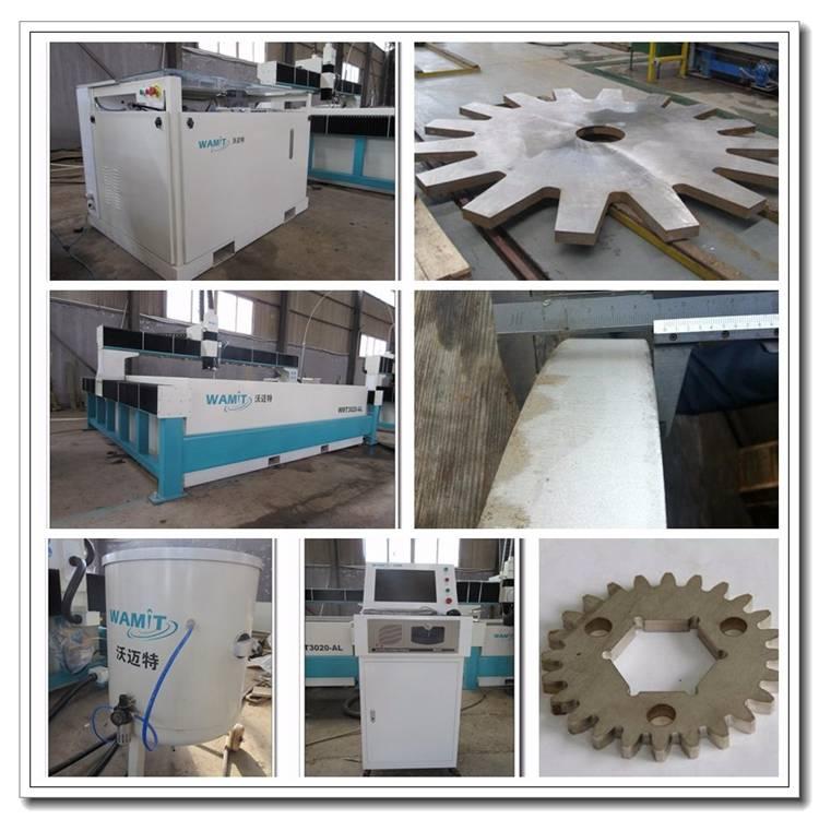 high pressure 420mpa cnc water jet cutting machine price