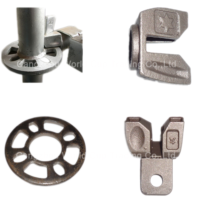 Scaffolding ringlock parts