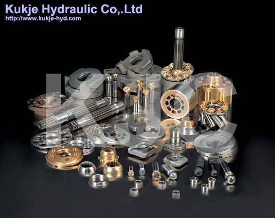 Rotary Groups for Hydraulic Piston Pump and Motors