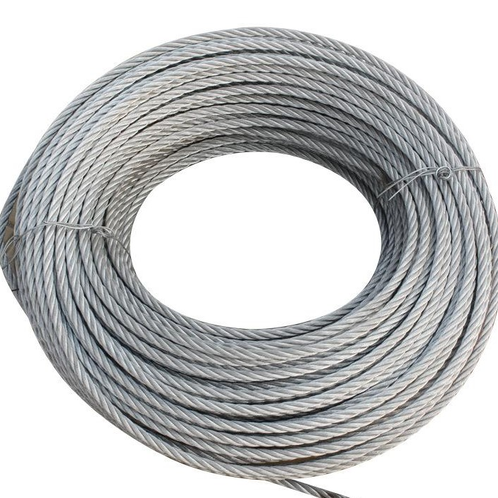 Environmental protection 304 stainless steel wire rope