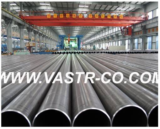 Carbon Steel Welded Pipe API 5L, ASTM A53