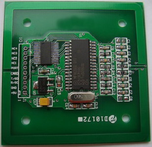 13.56M HF RFID Module (Antenna Embeded)