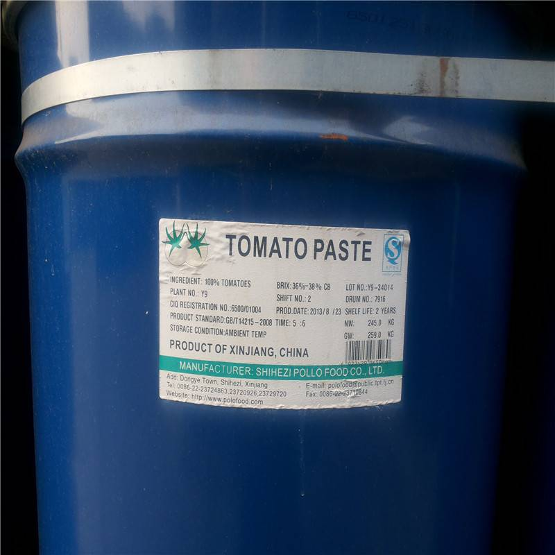 28-30% 28-30% Canned Tomato Paste with Good Quality