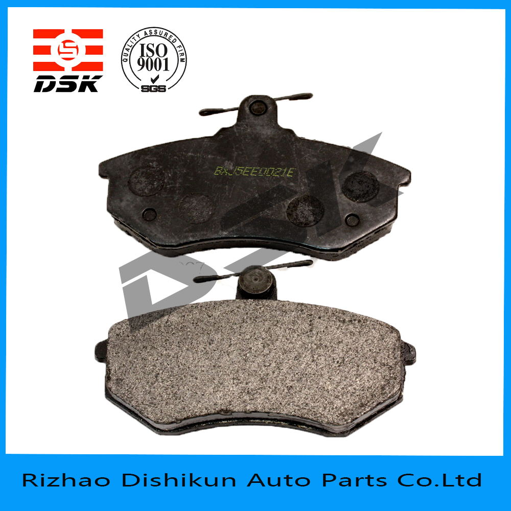 high quality and low noise auto part brake pad 7177-D227