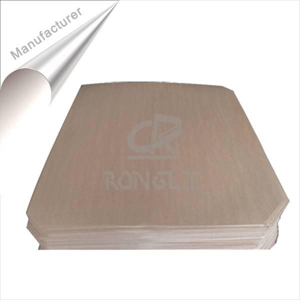 Kraft slip sheet with various styles