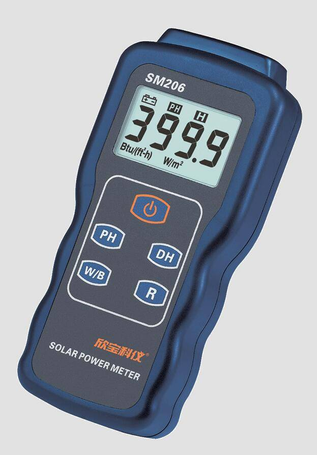 Solar Power Meter / Sun meter
