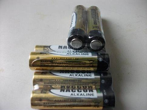 1.5V Alkaline Battery (AAA LR03)