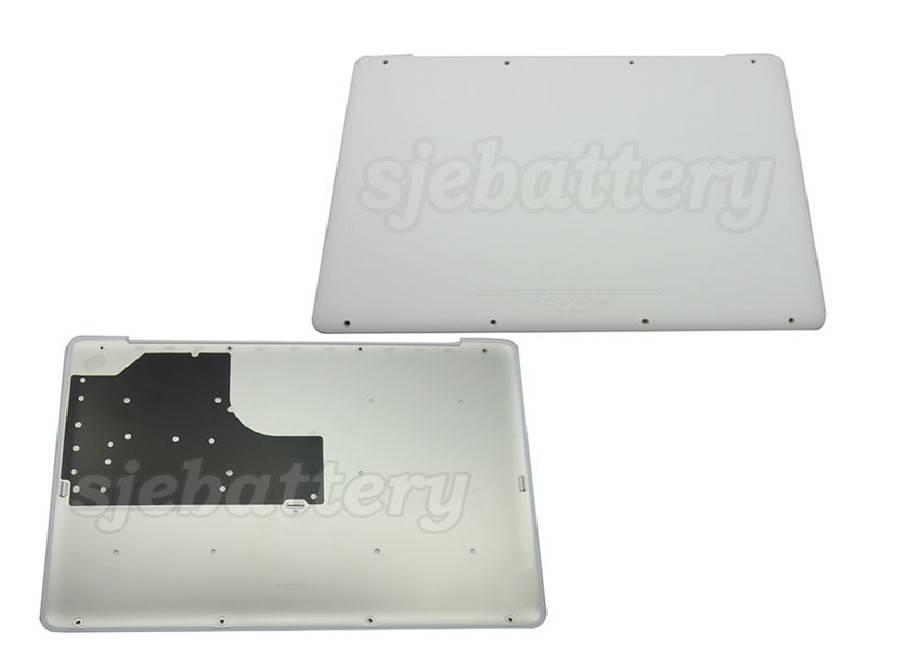 Genuine MacBook A1342 MC516 MC207 13 Inch Unibody Lower Bottom Case Cover White