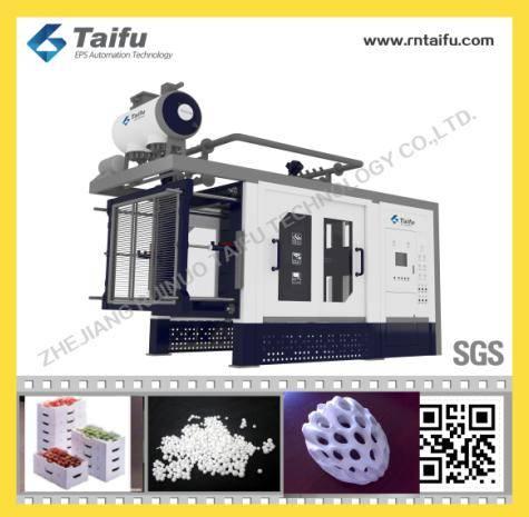 EPS ICF machine with saving energy