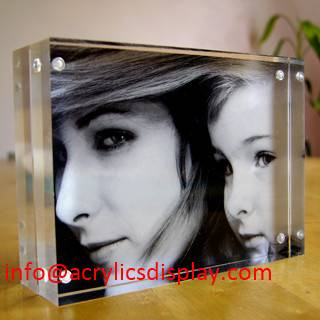 Wholesale acrylic display frame