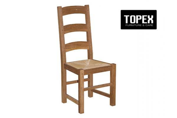 Solid Oak Wood Lifestyle Design Dinning Chair