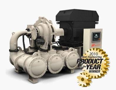 Ingersoll-Rand Centrifugal Air Compressor (C1000)
