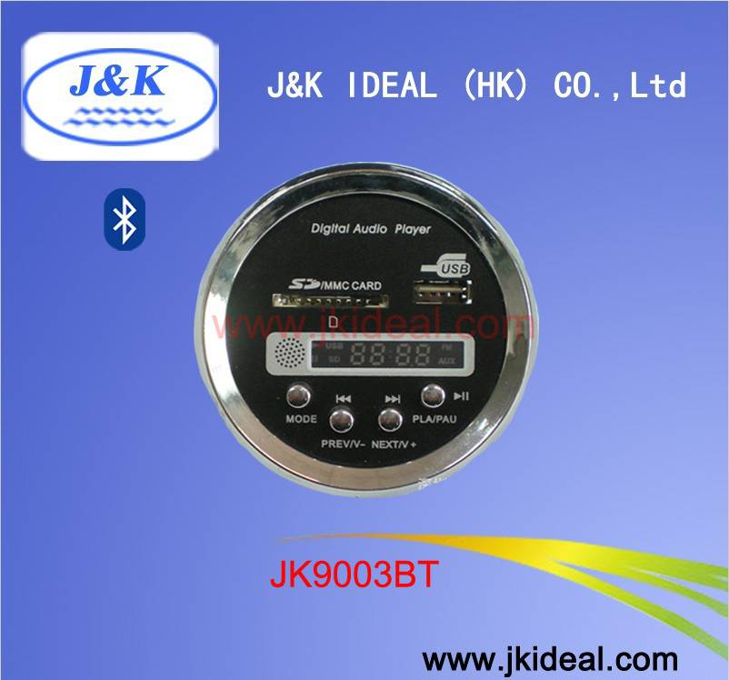 For audio amplifier speaker bluetooth mp3 sound module