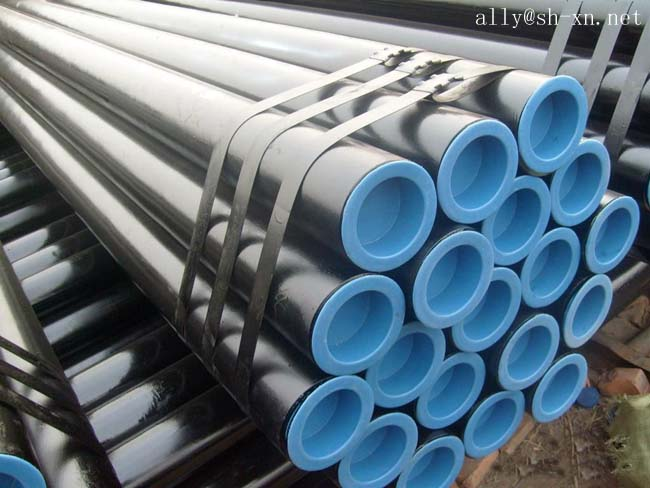Q390 high strength steel welded pipe