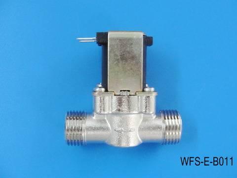 High temperature resistant plastic solenoid valve WFS-E-B011 (nickel)