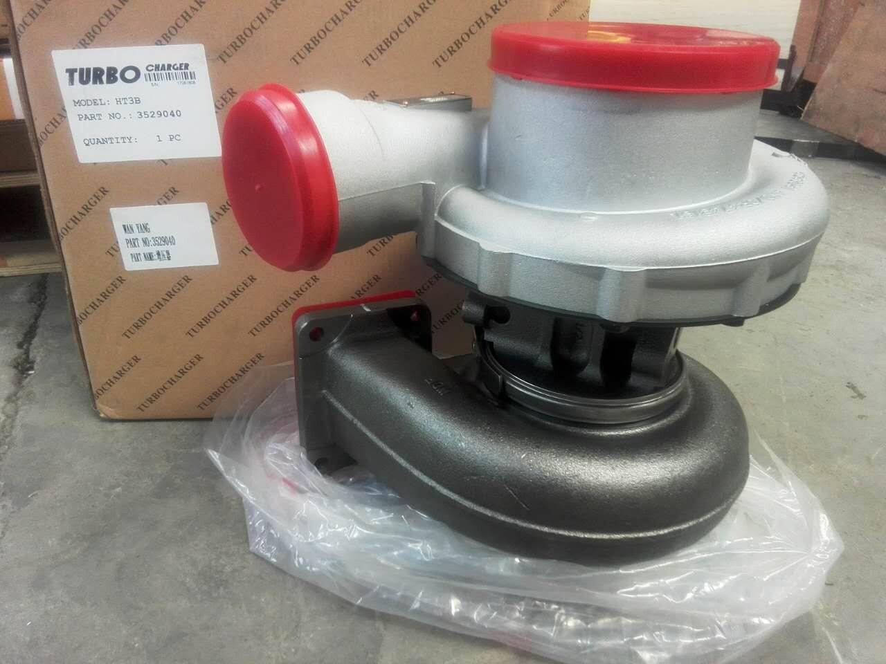 Shantui SD22 Bulldozer 3529040 Genuine Turbocharger