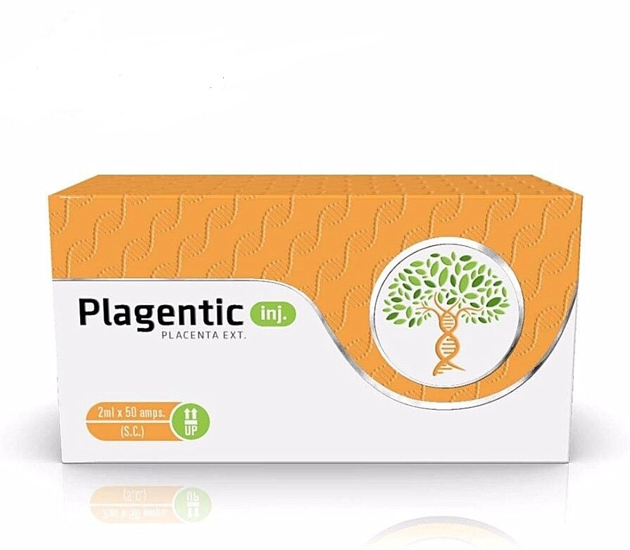 Plagentic Special - Human Fetal Extract Concentrated Ampoule / Multifunctional