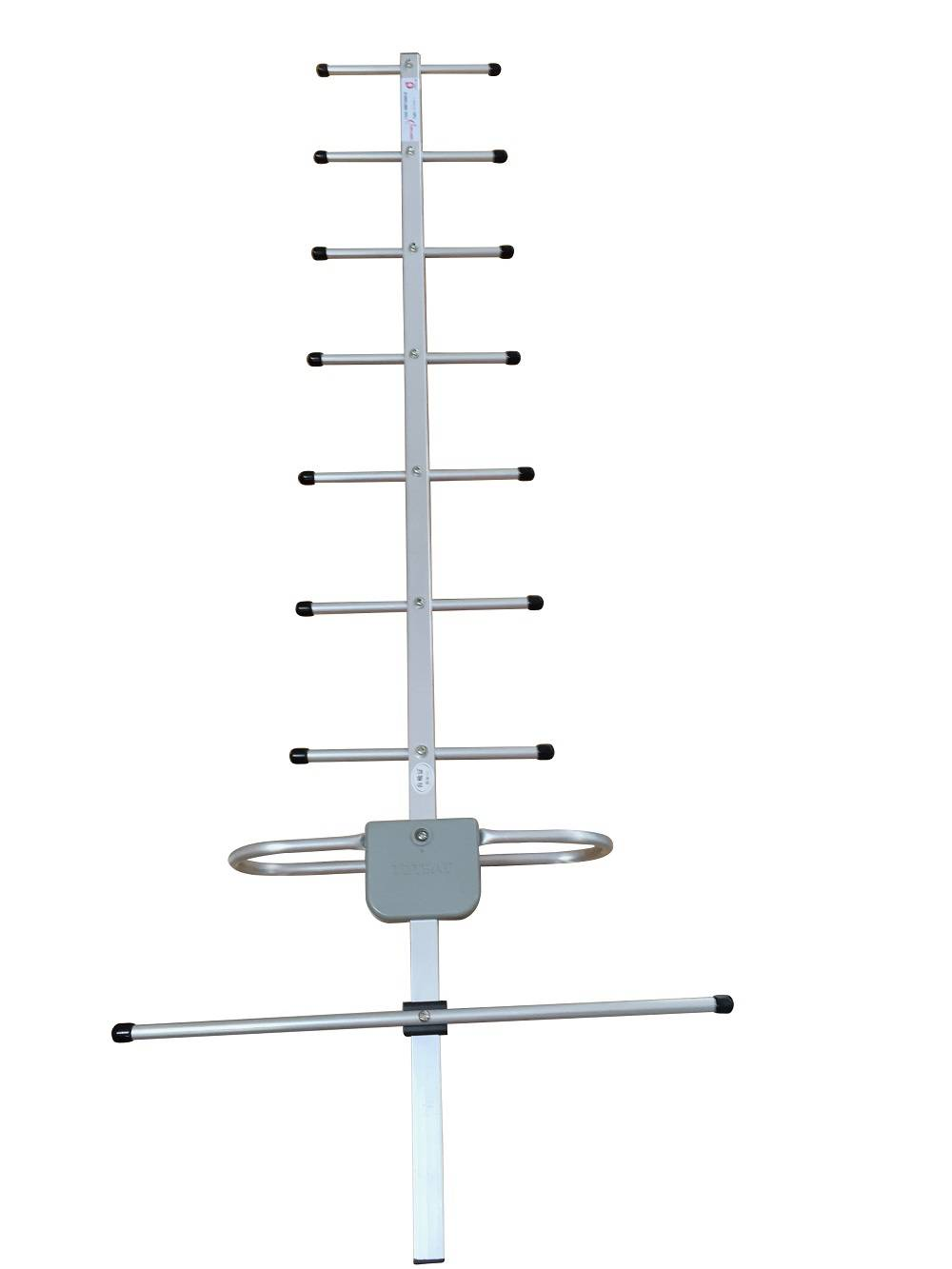 TDT UHF 9 units ground wave receiving yagi antenna of all-weather work and high gain