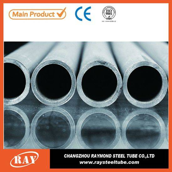 Good price SAE1020 compressive strength high precision steel tube
