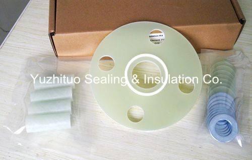 Flange Insulating Gasket Kit Isolation Set Insulating Kit