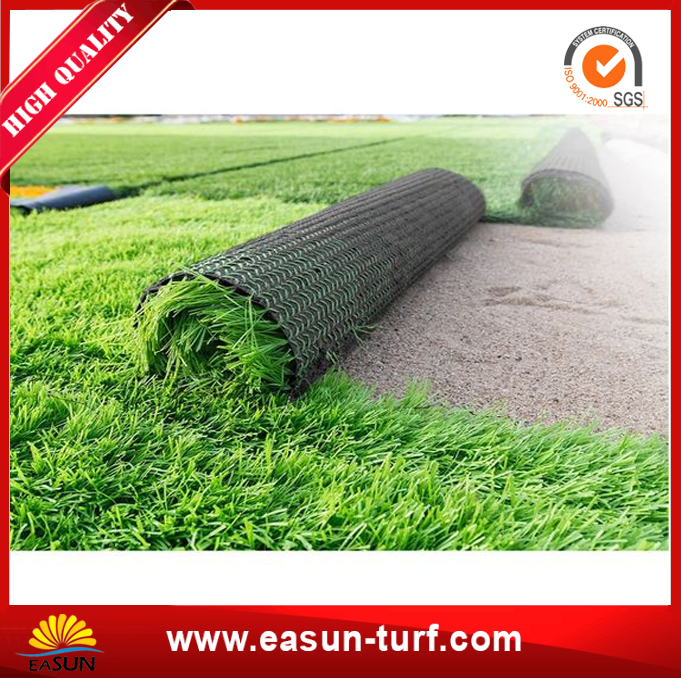 Hot-Selling Garden Artificial Grass with S-Shape Yarn-MY