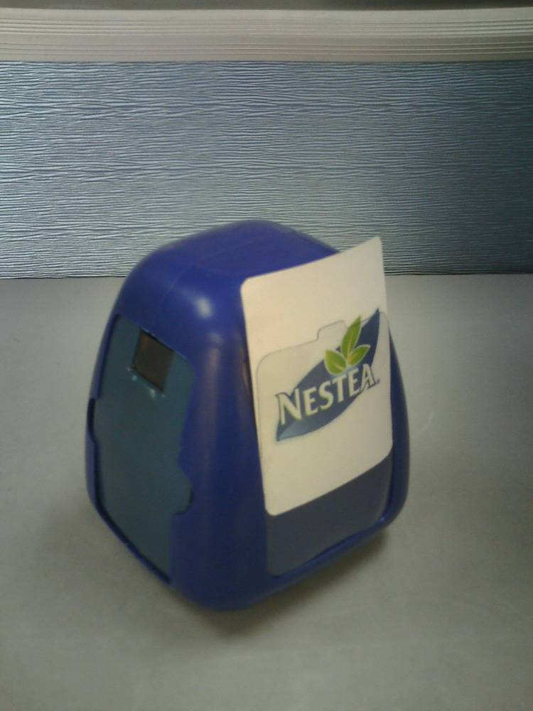 Plastic Napkin Dispenser