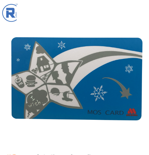 Printing printed 13.56mhz RFID Ultralight EV1 smart card for low price