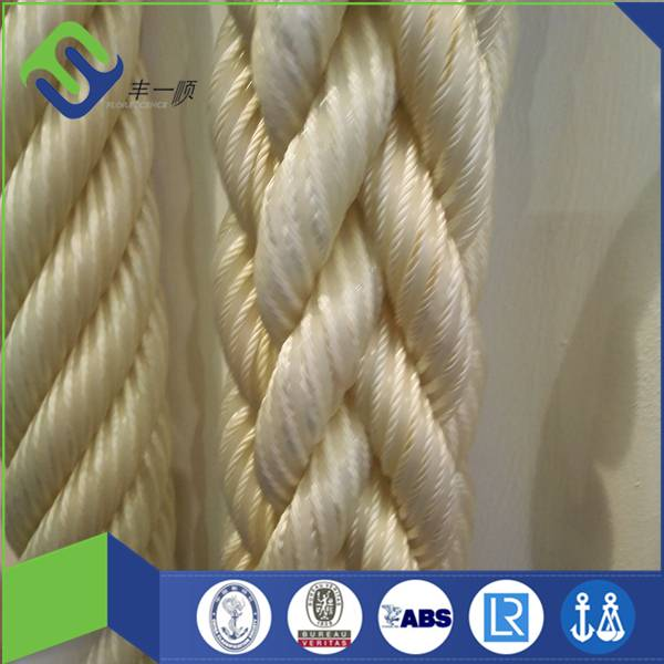 8 strand nylon mono and multifilament mixed rope for sale