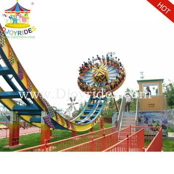 Direct Manufacturer of Thrill Flying UFO Rides