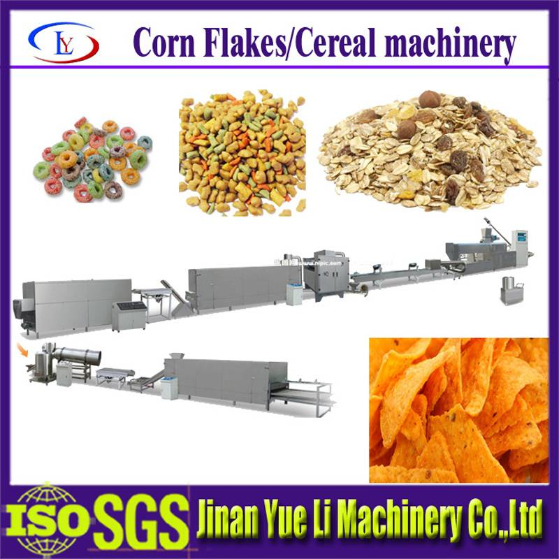 2015 Corn flakes machine/Breakfast cereal machine/food machine