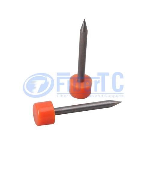 Electrodes of fiber fusion splicer