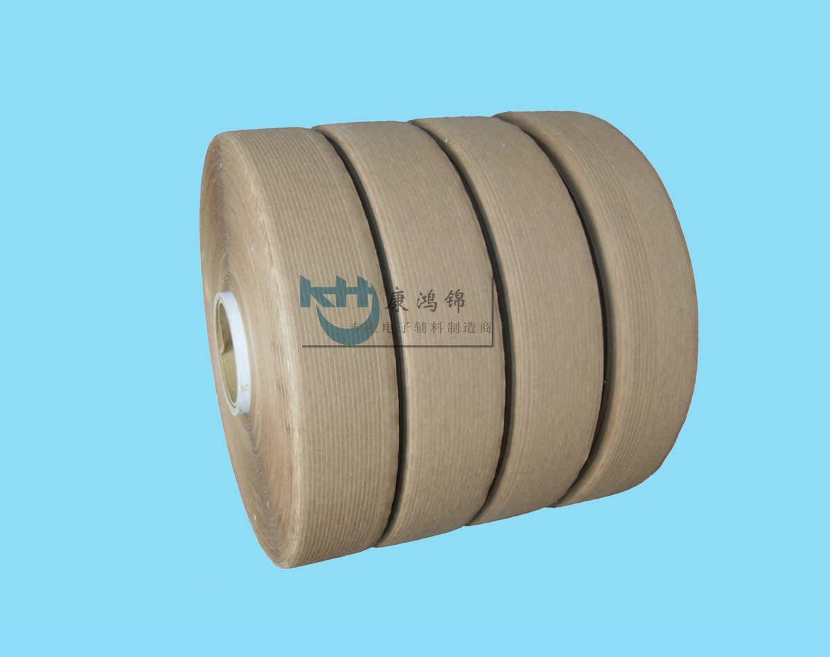 Axial leaded component pre-sequence bandoliering tape