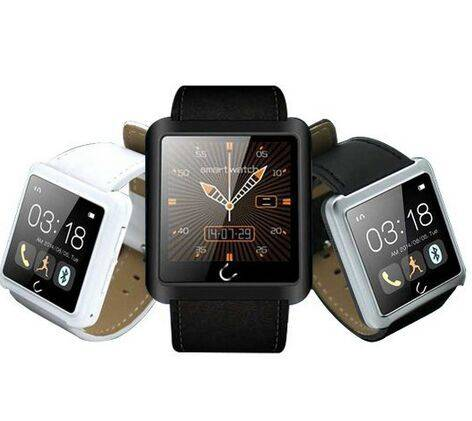 Bluetooth Smart Watch for Android Phone and iPhone