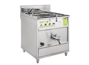 Soybean Milk Boiling Pan Machine