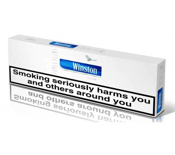 Winston blue Cigarettes&winston super slim cigarette