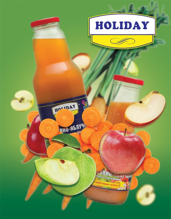 Juices TM Holiday and Puree
